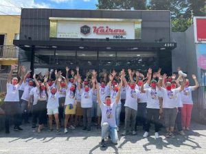 Kairon Race Fabricando bancos Realizando sonhos