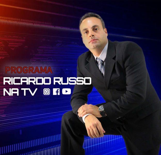 Ricardo Russo na TV